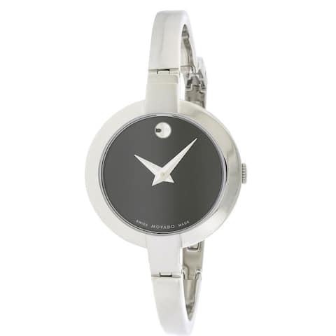Movado Bela Ladies Watch 0606595