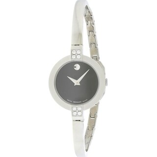 Movado Bela Diamond Ladies Watch 0605855