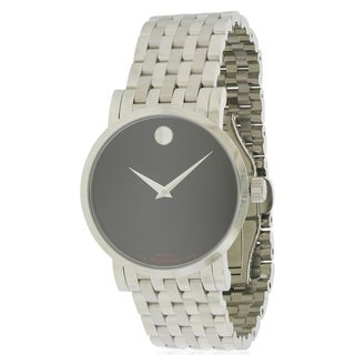 Movado Red Label Automatic Mens Watch 0606115