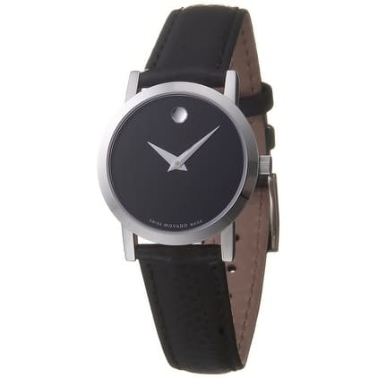 Movado Museum Ladies Watch 0606087