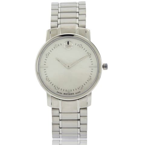 Movado TC Diamond Ladies Watch 0606691