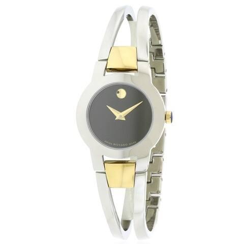 Movado Amorosa Bangle Ladies Watch 0606893