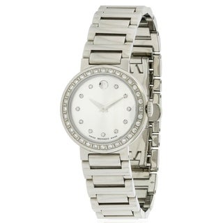 Movado Concerto Ladies Watch 0606793