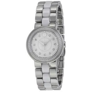 Movado Cerena Ladies Watch 0606931