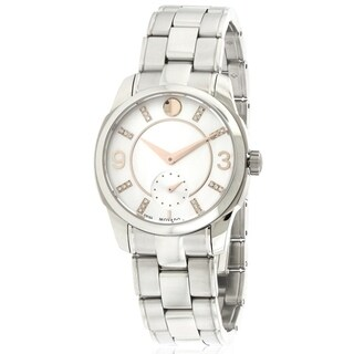 Movado LX Diamond Ladies Watch 0606619