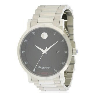 Movado Red Label Mens Watch 0606844
