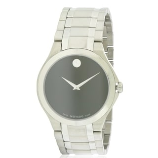 Movado Collection Stainless Steel Mens Watch 0606781
