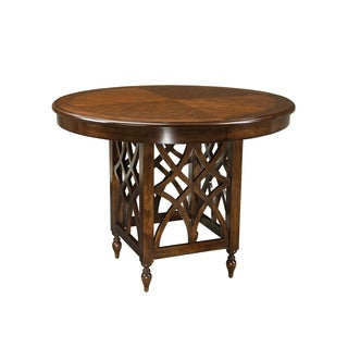 Woodmont Counter Height Round Table by Standard Furniture