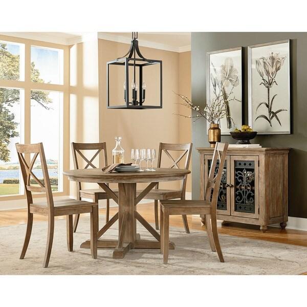 Standard Furniture Savannah Court Round Dining Table