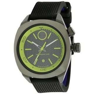 Movado Bold Silicone Mens Watch 3600211