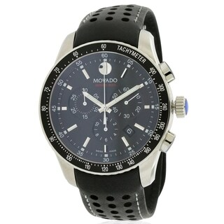 Movado Series 800 Chronograph Mens Watch 2600096