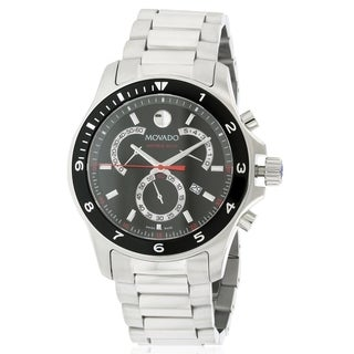 Movado Series 800 Performance Chronograph Mens Watch 2600090