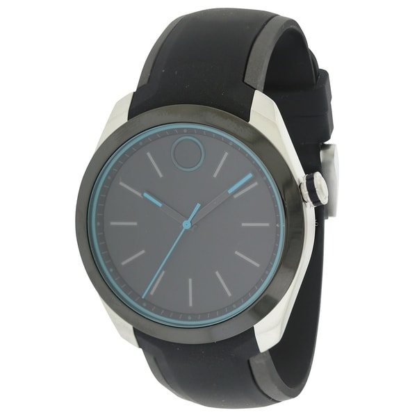 9e4c9c7ae Shop Movado Bold Motion Silicone Smartwatch Mens Watch 3660001 - Free  Shipping Today - Overstock - 17178720