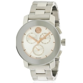Movado Bold Chronograph Unisex Watch 3600356