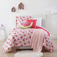 Laura Hart Kids Fruity Printed 3-piece Comforter Set