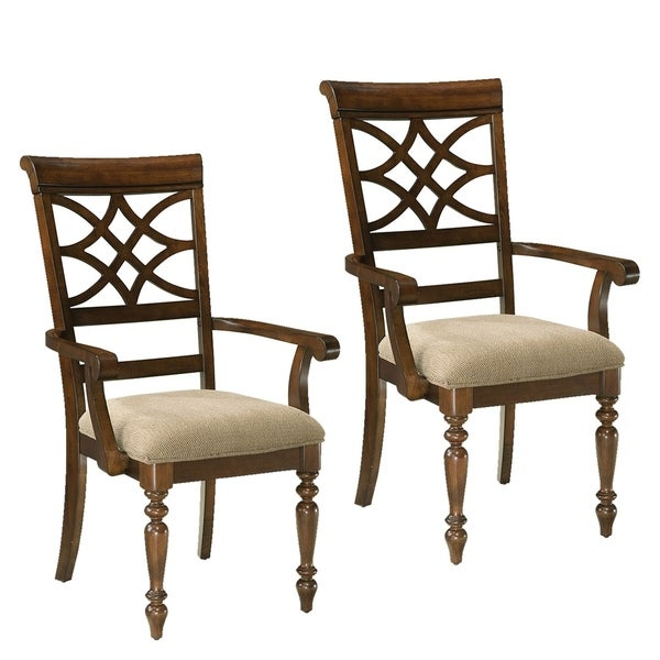 Shop Standard Furniture Woodmont 2 Pack Arm Chair With
