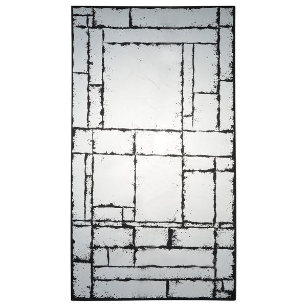 Shop Renwil Diego Unframed Rectangular Wall Mirror Free