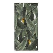 Kavka Designs Green Tropical Dream Beach Towel