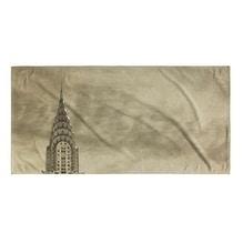 Kavka Designs Grey Skyline Beach Towel