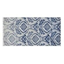 Kavka Designs Blue/White Seabury Beach Towel