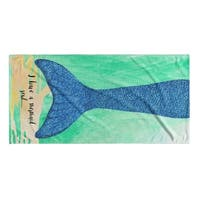 Jacquard Woven Turkish Terry Cotton Beach Towel Multiple Patterns Available Free