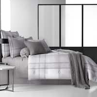 Five Queens Court Langdon Twill Cotton 4-Piece Comforter Set
