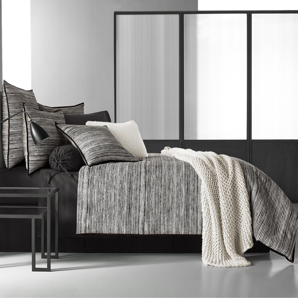 Five Queens Court Felix Twill Cotton 4-Piece Comforter Set