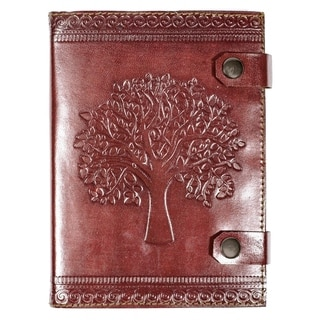 Handcrafted Impressions of India Journal - Tree of Life (India)