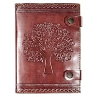 Handmade Impressions of India Journal - Tree of Life (India)