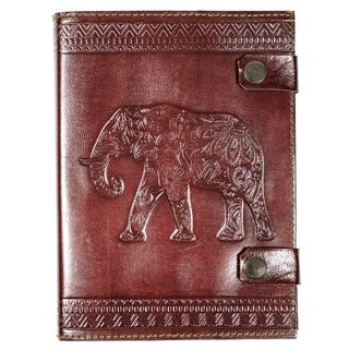 Handcrafted Impressions of India Journal - Elephant (India)