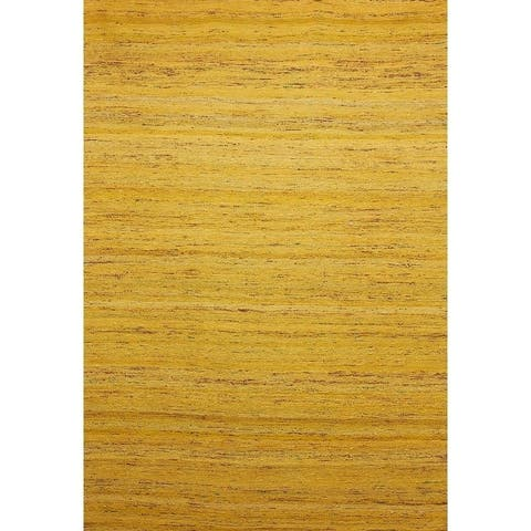 Vigo Yellow/Multi Area Rug by Greyson Living - 5' x 8'