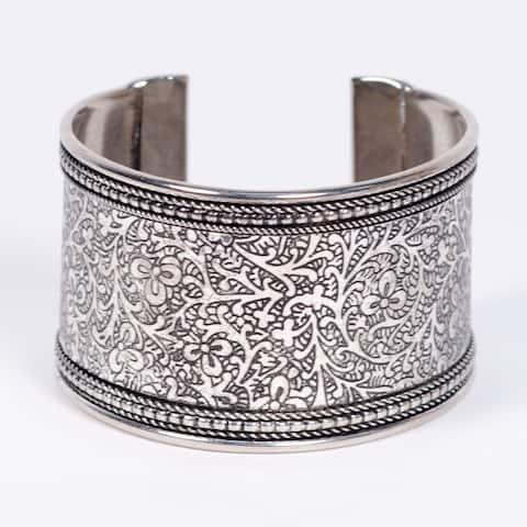 Metal Impression Cuff