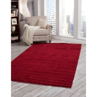 "Nova Red Area Rug by Greyson Living - 7'9"" x 10'6"""