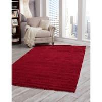"""Nova Red Area Rug by Greyson Living - 7'9"""" x 10'6"""""""