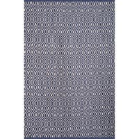 Volosa Blue/White Area Rug by Greyson Living - 8' x 10'
