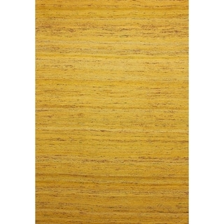 Vigo Yellow/Multi-Color Area Rug by Greyson Living (8' x 10') - 8' x 10'