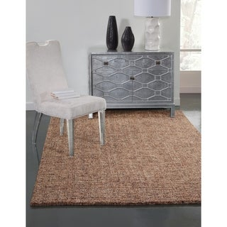Trudy Rust/Sage/Ivory Area Rug by Greyson Living (8'x10')