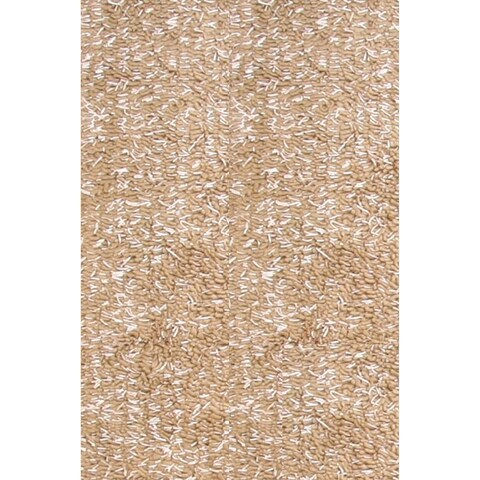 Landis Shag Ivory/Tan Area Rug by Greyson Living - 8' x 10'