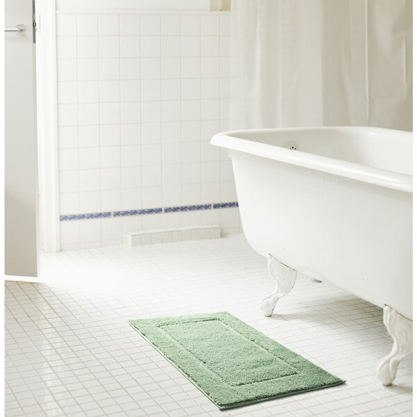 RT Designers Collection Derby Microfiber Bath Mat