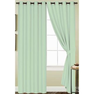 RT Designer Collection Kennedy 84-inch Grommet Curtain Panel