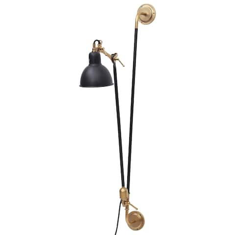 Renwil Alliance Gold Sconce