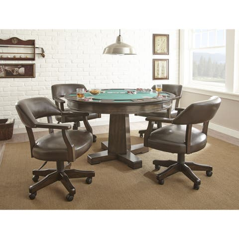 Reynolds 2-in-1 5-piece Game Set by Greyson Living