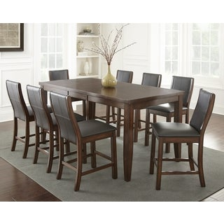 Tempe Faux Leather Counter-height Dining Set  by Greyson Living