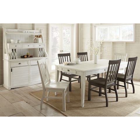 Cottonville Farmhouse Wood Dining Set by Greyson Living