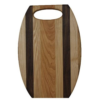 "Coastal Carolina Cutting Board - 5/8"" x 9"" x 13"" Bread Board"