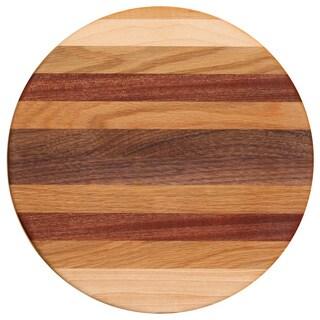 "Coastal Carolina Cutting Boards 11 1/4"" Circle Cutting Board"