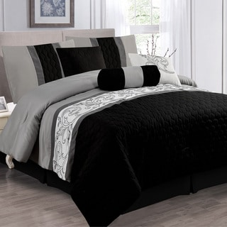 Belagio King Size 7 Piece Comforter Set