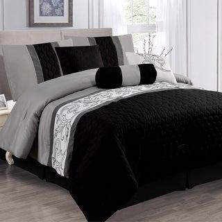 Belagio King Size 7 Piece Comforter Set
