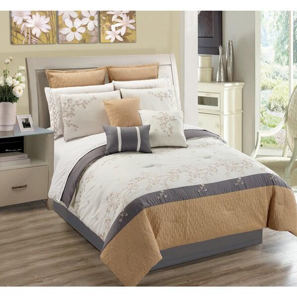 Anika Collection Comforter Set