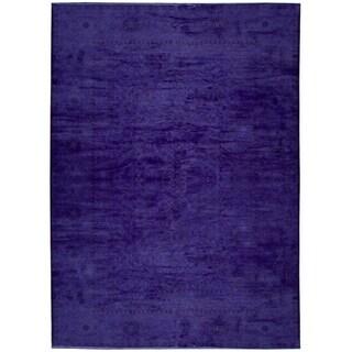 wool Zeigler Rug (9' x 12') - 9' x 12'